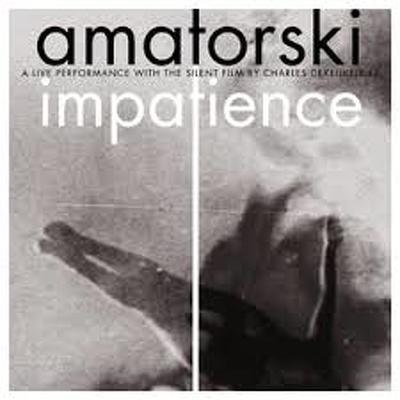 CD Shop - AMATORSKI IMPATIENCE