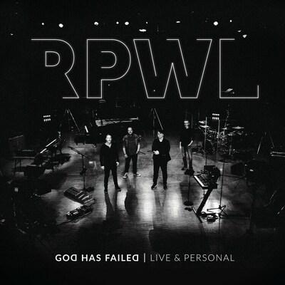 CD Shop - RPWL GOD HAS FAILED