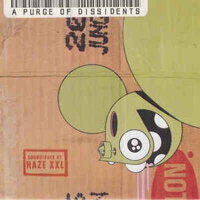 CD Shop - DALEK A PURGE OF DISSIDENTS