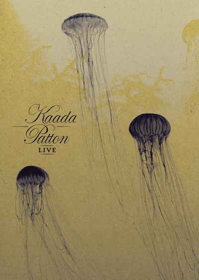 CD Shop - KAADA & PATTON LIVE