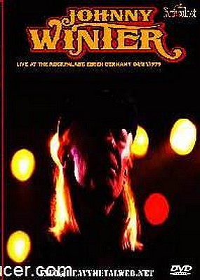 CD Shop - WINTER, JOHNNY ROCKPALAST DVD