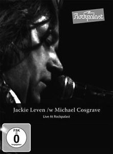 CD Shop - JACKIE LEVEN/MICHAEL COSGRAVE LIVE AT