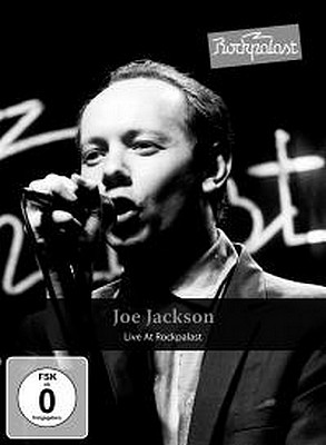 CD Shop - JACKSON, JOE LIVE AT ROCKPALAST