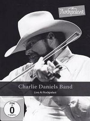 CD Shop - CHARLIE DANIELS BAND LIVE AT ROCKPALAS