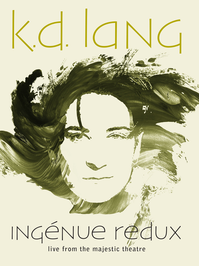 CD Shop - LANG K.D. INGENUE REDUX