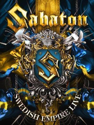 CD Shop - SABATON SWEDISH EMPIRE LIVE