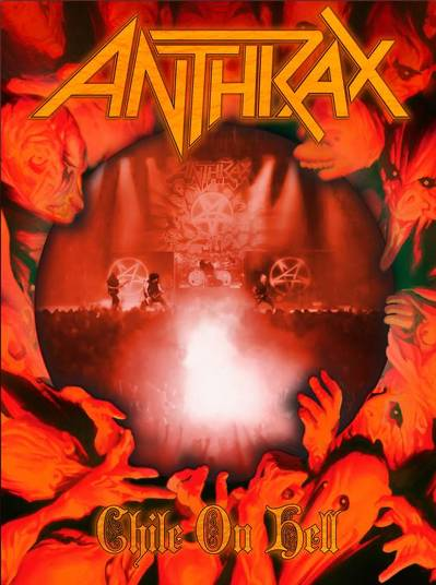CD Shop - ANTHRAX CHILE ON HELL