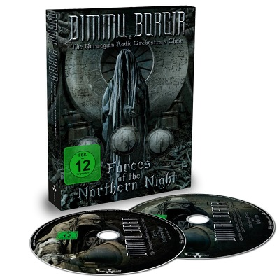 CD Shop - DIMMU BORGIR FORCES OF THE NORTHERN NI