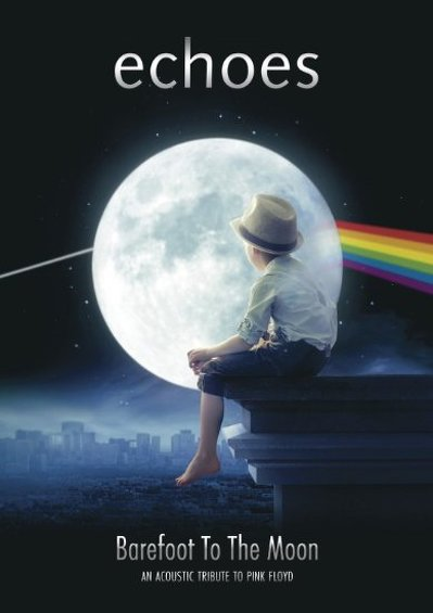 CD Shop - ECHOES BAREFOOT TO THE MOON