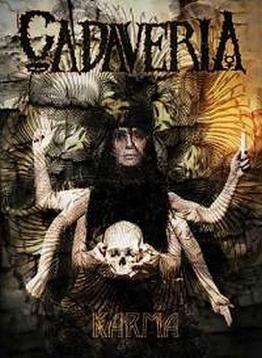 CD Shop - CADAVERIA KARMA