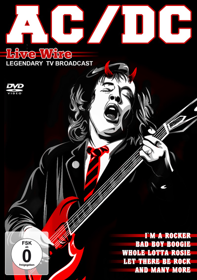 CD Shop - AC/DC LIVE WIRE 76-79
