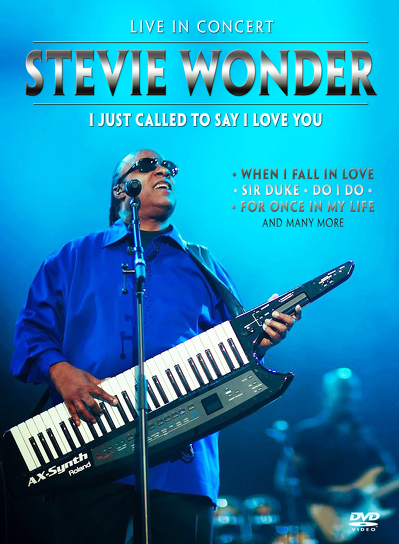 CD Shop - WONDER, STEVIE I JUST CALLED TO SAY I