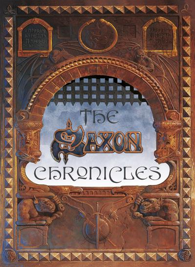 CD Shop - SAXON THE SAXON CHRONICLES