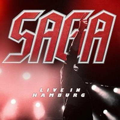 CD Shop - SAGA LIVE IN HAMBURG LTD.