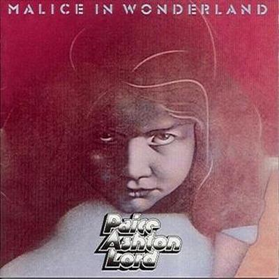 CD Shop - PAICE ASHTON LORD MALICE IN WONDERLAND