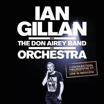 CD Shop - GILLAN, IAN CONTRACTUAL OBLIGATION (ST