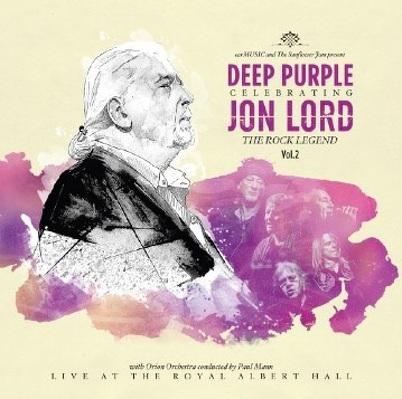 CD Shop - JON LORD DEEP PURPLE CELEBRATING JON L
