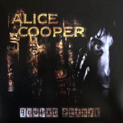 CD Shop - ALICE COOPER BRUTAL PLANET