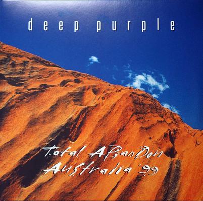 CD Shop - DEEP PURPLE TOTAL ABANDON