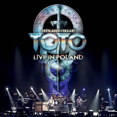CD Shop - TOTO 35TH ANNIVERSARY TOUR