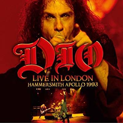 CD Shop - DIO LIVE IN LONDON-HAMMERSMITH APOLLO