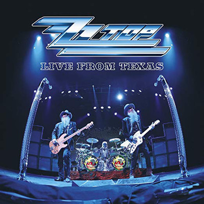 CD Shop - ZZ TOP LIVE FROM TEXAS