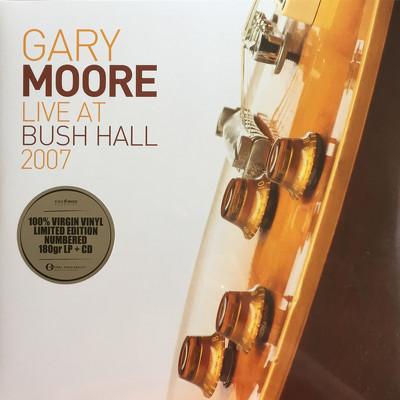 CD Shop - MOORE, GARY LIVE AT BUSH HALL