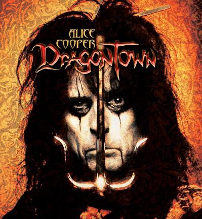 CD Shop - ALICE COOPER DRAGONTOWN LTD.