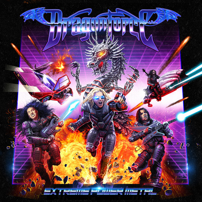 CD Shop - DRAGONFORCE EXTREME POWER METAL LTD.