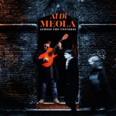 CD Shop - AL DI MEOLA ACROSS THE UNIVERSE LTD.