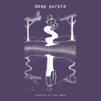 CD Shop - DEEP PURPLE RAPTURE OF THE DEEP WHITE