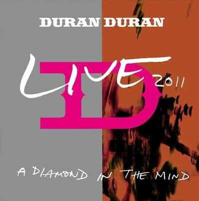 CD Shop - DURAN DURAN A DIAMOND IN THE MIND