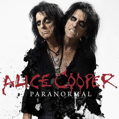 CD Shop - ALICE COOPER PARANORMAL LTD.