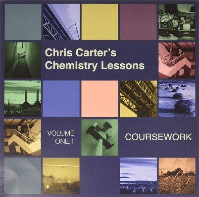 CD Shop - CARTER, CHRIS CHEMISTRY LESSONS VOL.1.