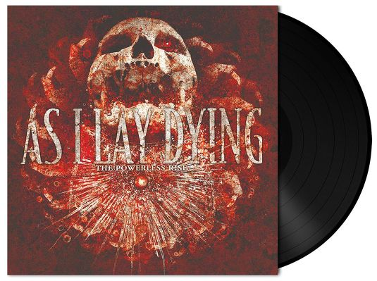 CD Shop - AS I LAY DYING THE POWERLESS RISE LTD.