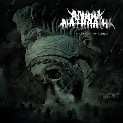 CD Shop - ANAAL NATHRAKH A NEW KIND OF HORROR LTD.