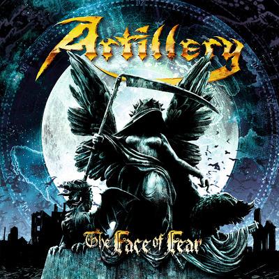 CD Shop - ARTILLERY THE FACE OF FEAR LTD.
