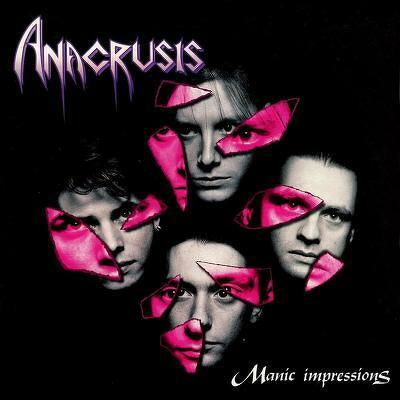 CD Shop - ANACRUSIS MANIC IMPRESSIONS PINK LTD.
