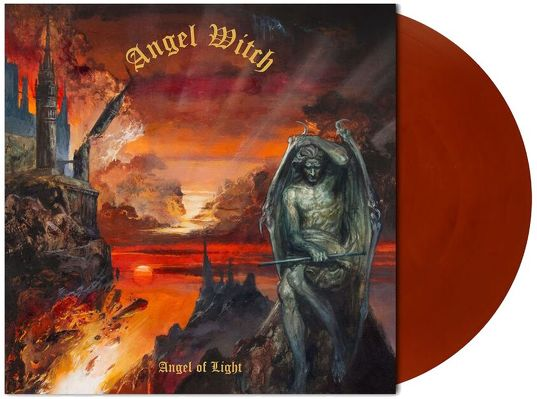 CD Shop - ANGEL WITCH ANGEL OF LIGHT ORANGE LTD.