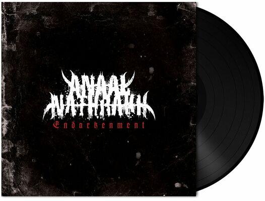 CD Shop - ANAAL NATHRAKH ENDARKENMENT BLACK LTD.