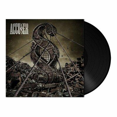 CD Shop - ACCUSER ACCUSER BLACK LTD.