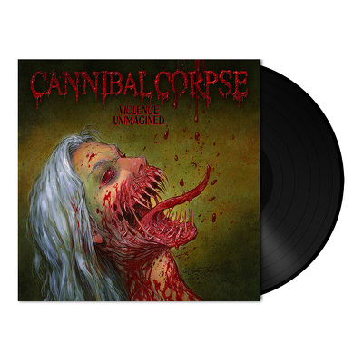 CD Shop - CANNIBAL CORPSE VIOLENCE UNIMAGINED BL