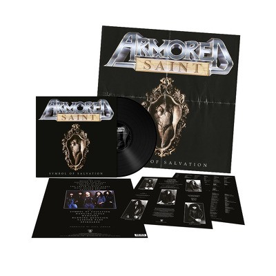 CD Shop - ARMORED SAINT SYMBOL OF SALVATION BLAC
