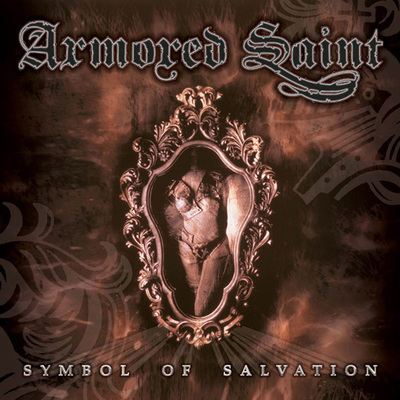 CD Shop - ARMORED SAINT SYMBOL OF SALVATION RED