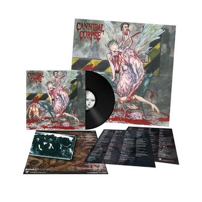 CD Shop - CANNIBAL CORPSE BLOODTHIRST LTD.