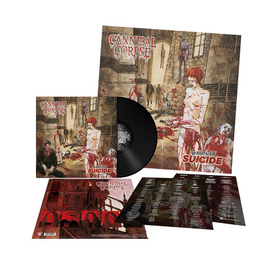 CD Shop - CANNIBAL CORPSE GALLERY OF SUICIDE LTD