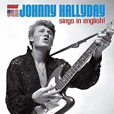 CD Shop - HALLYDAY, JOHNNY SINGS IN ENGLISH LTD.