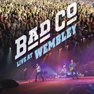 CD Shop - BAD COMPANY LIVE AT WEMBLEY LTD.
