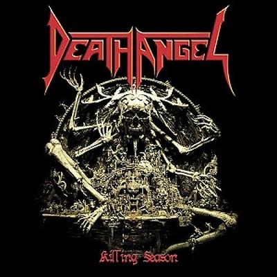 CD Shop - DEATH ANGEL KILLING SEASON (10 YEARS)