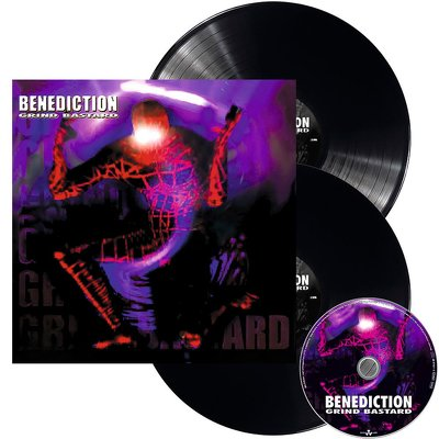 CD Shop - BENEDICTION GRIND BASTARD LTD.